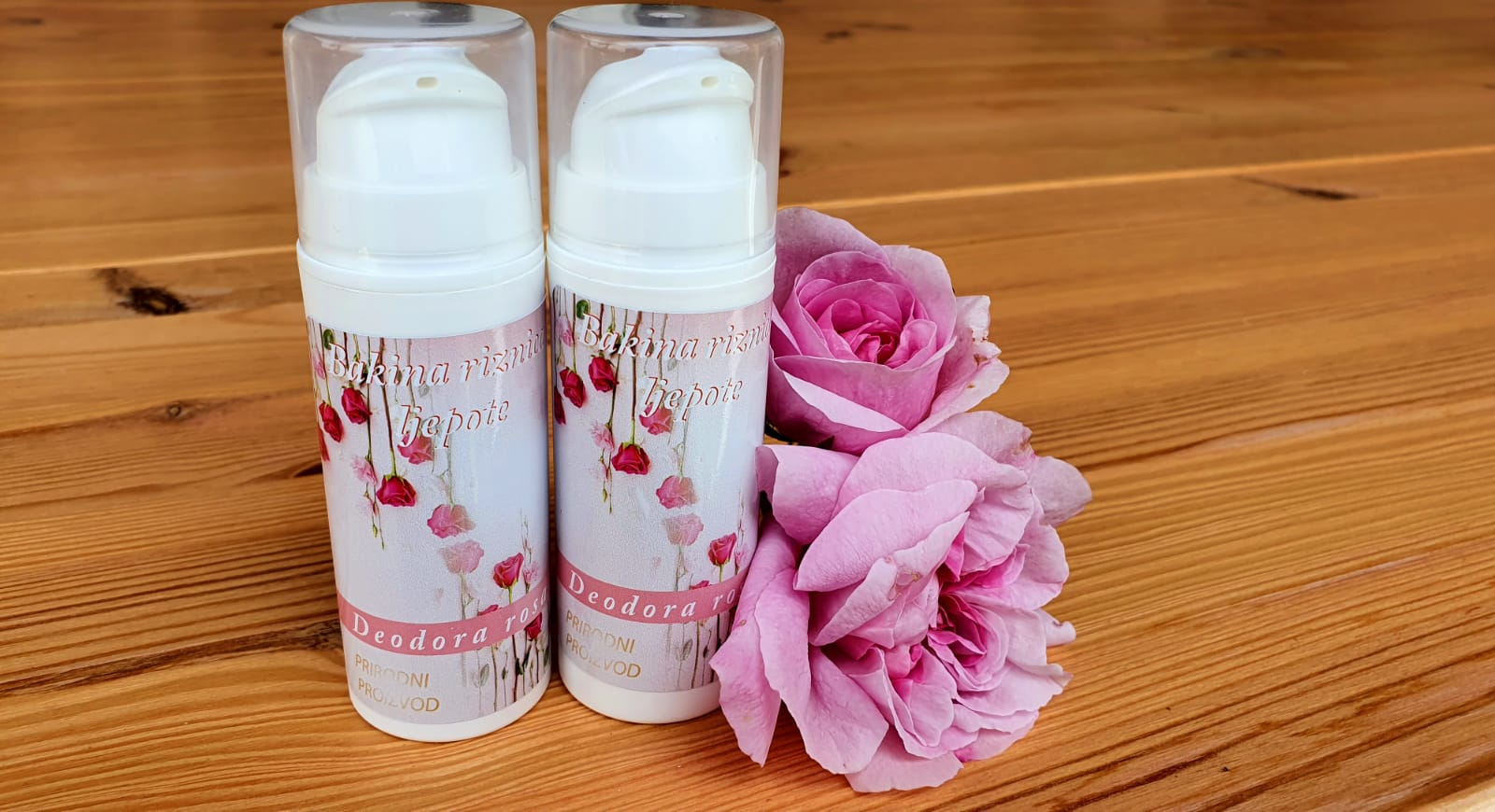 Deodora rosa