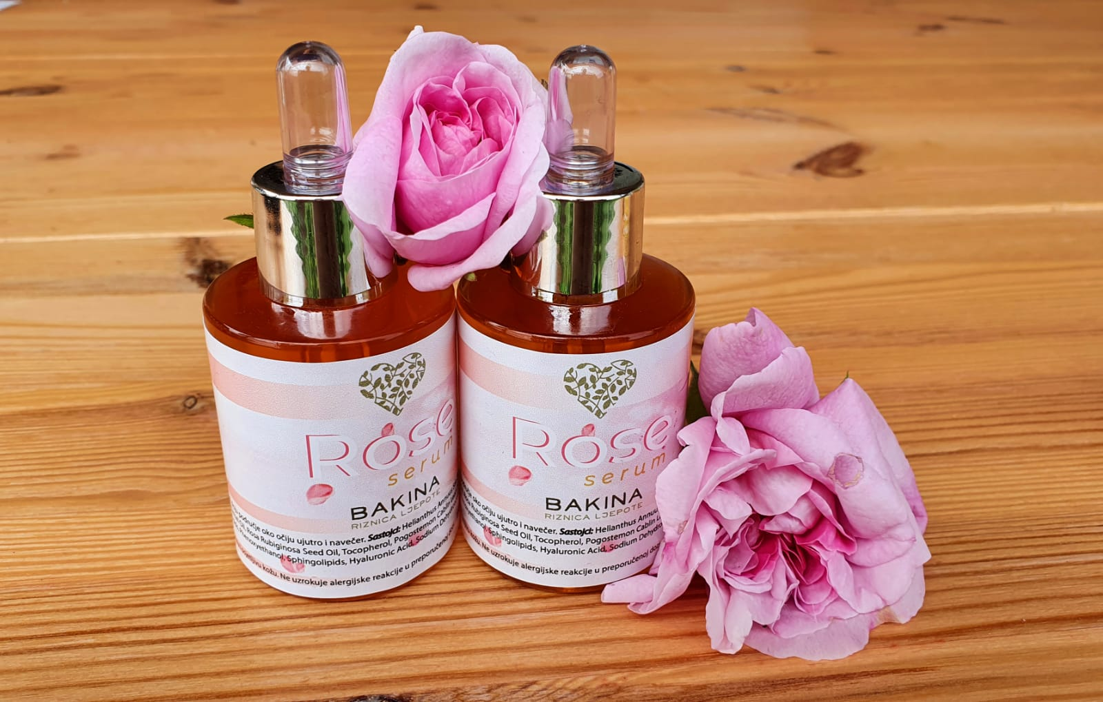 Serum ruža